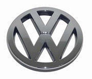 Emblema Logo VW Grade Caminhão VW Worker de 1994 à 1997 7100 8100 8140 c/ 20cm TAP853601