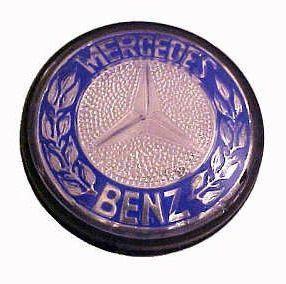 Emblema Logo Estrela Grade Caminhão Mb Café 1113 Ondulado