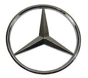 Emblema Logo Estrela Grade Caminhão Mb LN914 L1618 1620 1621 1723 1938 1935 c/ 22cm