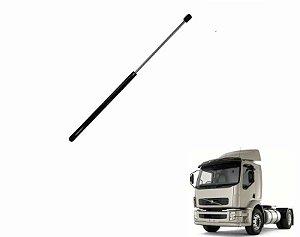 Amortecedor de mola à gás do Capô - Medida 700 mm - Carga 25 KGF - Curso 295 mm 20379349 Volvo VM