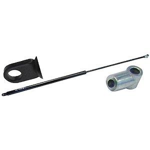 Amortecedor de mola à gás do Capô - Medida 685 mm - Carga 26 KGF - Curso 300 mm 500390551 Iveco Stralis