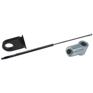 Amortecedor de mola à gás do Capô - Medida 750 mm - Carga 20 KGF - Curso 330 mm 500359930 Iveco Cavallino Eurocargo