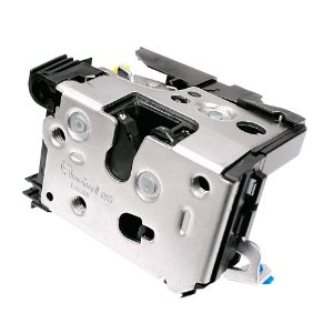 Fechadura Externa Porta - Lado Passageiro LD - Mecânica - MB Accelo Atron HPN 196