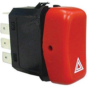 Botão Interruptor Luz Emergência - MB Caminhões