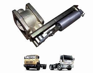 Freio Motor Completo - 04 Polegadas - Caminhão VW e Ford Cargo Pesado