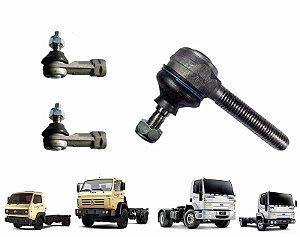 Jogo Terminal Alavanca Cambio Trambulador Caminhão VW e Ford Cargo 8150 8150 17210 15180 1215