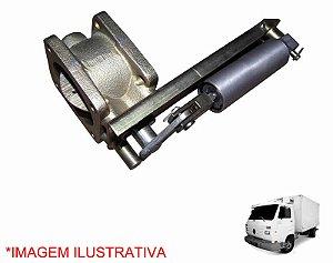Freio Motor Completo - 2 7/8 Polegadas - 74mm - Caminhão VW e Ford Cargo Leve