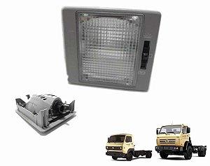 Lanterna Luz Teto Cortesia Caminhão VW 2000 em diante 8150 8160 18310 17210 24250 15180 13180