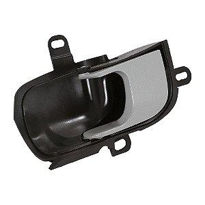 Maçaneta interna porta c/ suporte - Lado Motorista LE - Scania Série V