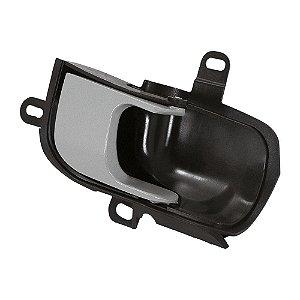Maçaneta interna porta c/ suporte - Lado Passageiro LD -Scania Série V