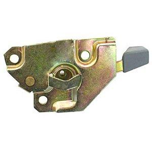 Fechadura inferior da grade do capô - Lado Motorista LE - Iveco Cavallino Eurocargo Eurotech Eurotrakker Tector - 98436401