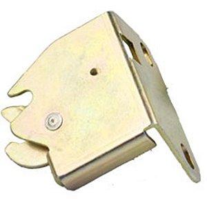 Fechadura inferior da grade do capô - Lado Motorista LE - MB Atego Axor - 9737500084