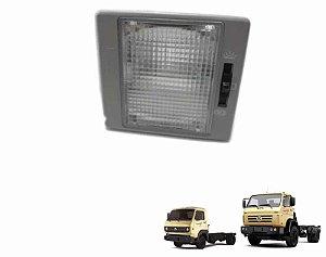 Lanterna Luz Teto Cortesia Caminhão VW 2000 em diante 8150 8120 8160 18310 17210 13180 15180 26260 325947111