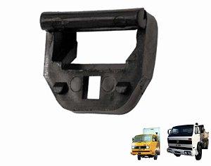 Suporte Fecho do Tampa Porta Luvas C/ Chave - Caminhão VW de 1986 à 1994 790s / 7110s 281857133