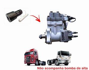 Kit Camisa e Pino Pistão Cerâmica Bomba Alta Injetora Combustível CP2 Cummins ISC 19320e 4532e 3973228 4921431