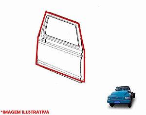 Borracha Porta Caminhão Ford Sapão F12000 F14000HD F12000L T75837911