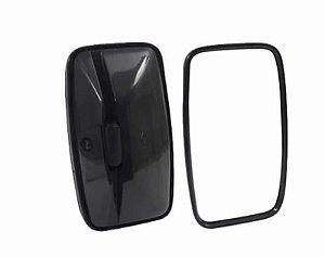 Espelho Retrovisor Universal 370x200 Caminhão VW 11130 13130 12140 14150 F12000 F11000 F14000 T00857515A