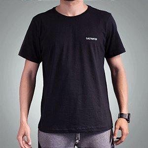 Camiseta Básica Preta - Salt Water Brazil