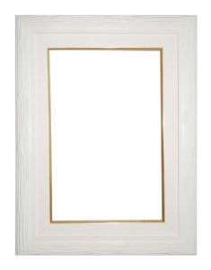 Molduras para quadros - 0171 Branca