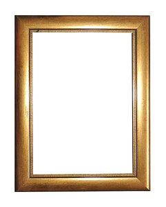 Molduras para Fotos - 0386 Dourada