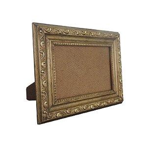 Porta Retrato para Fotos - 0058 Dourada