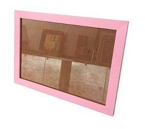 Porta Retrato de Parede Rosa