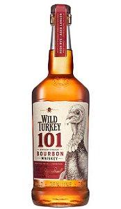 Whisky Wild Turkey 101 Bourbon - 700 ml