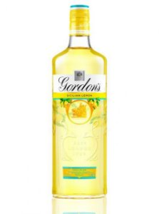 Gin Gordons Sicilian Lemon - 700 ml