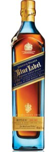 JOHNNIE WALKER BLUE LABEL + KIT COM GIFT BAG E CHARM PERSONALIZADO - 750ML