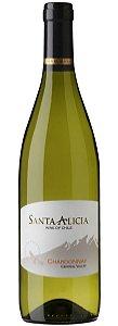 Vinho Santa Alícia Chardonnay - 750ml