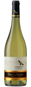 Vinho Santa Alícia Reserva Chardonnay - 750ml