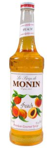 Xarope Monin Pessego- 700ml