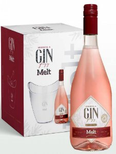 KIT GIN MELT FIZZ 750ML + BALDE EXCLUSIVO