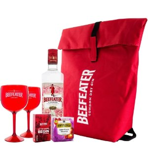 Gin Beefeater London Dry 750ml - Kit Beefeater Dias de Sol