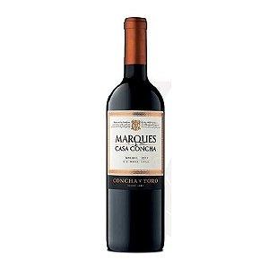 Vinho Marques de Casa Concha Malbec  - 750ML