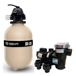 Conjunto Filtrante BR 30 _ Sibrape
