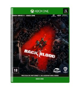 BACK 4 BLOOD - XBOX ONE/SERIES S & X