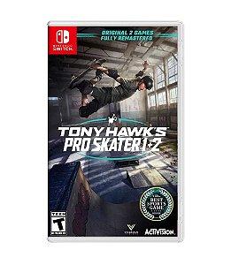 TONY HAWK'S PRO SKATER 1+2 – SWITCH