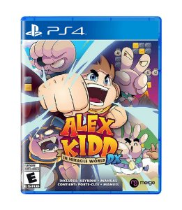 ALEX KIDD IN MIRACLE WORLD DX – PS4