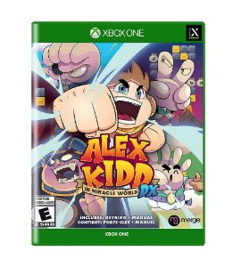 ALEX KIDD IN MIRACLE WORLD DX – XBOX ONE & SERIES X