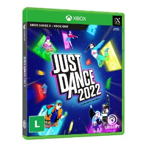 JUST DANCE 2022 - XBOX ONE/SERIES X