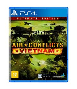 AIR CONFLICT VIETNAM ULTIMATE EDITION - PS4