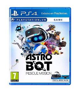 ASTRO BOT RESCUE MISSION - PS4