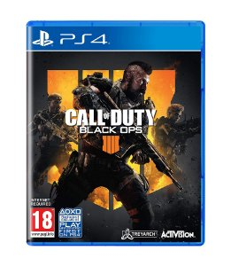 CALL OF DUTY BLACK OPS IIII - PS4