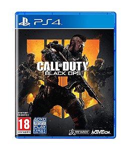 CALL OF DUTY BLACK OPS IIII - PS4