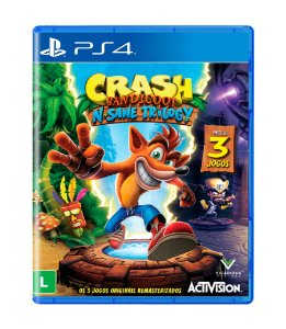 CRASH™ BANDICOOT N'SANE TRILOGY - PS4