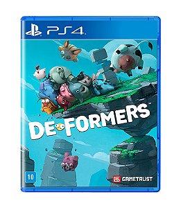 DEFORMERS - PS4