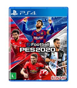 E-FOOTBALL PES 2020 - PS4