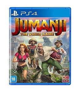 JUMANJI: O VIDEOGAME - PS4