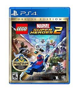 LEGO® MARVEL™ SUPER HEROES 2: EDIÇÃO DELUXE - PS4
